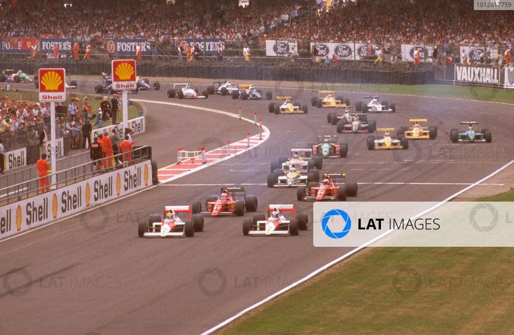 1989 British Grand Prix.