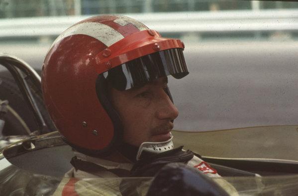 Formula 1 World Championship.Jo Siffert.Ref-S6A 06.World - LAT Photographic