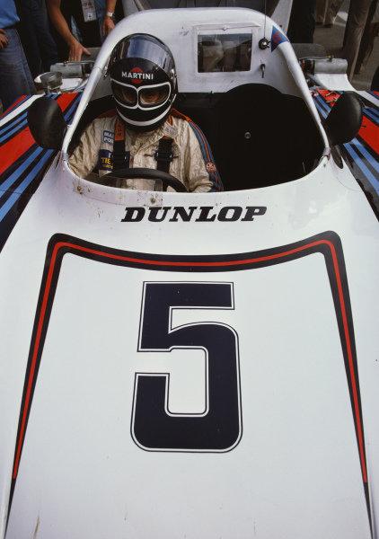 Jacky Ickx, Martini Racing Porsche System, Porsche 936/78.