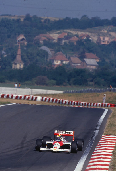 1988 Hungarian Grand Prix.