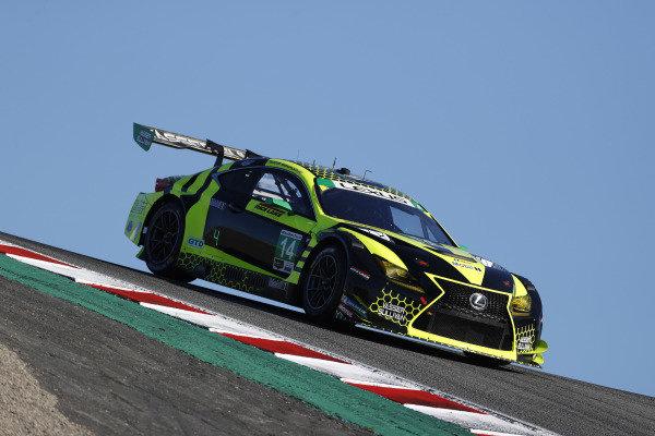#14: Vasser Sullivan Lexus RC F GT3, GTD: Jack Hawksworth , Aaron Telitz