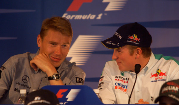 2001 United States Grand Prix