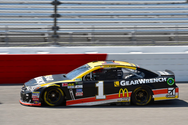 Monster Energy NASCAR Cup Series Toyota Owners 400 Richmond International Raceway, Richmond, VA USA Friday 28 April 2017 Jamie McMurray, Chip Ganassi Racing, GearWrench Chevrolet SS World Copyright: Nigel Kinrade LAT Images ref: Digital Image 17RIC1nk01321