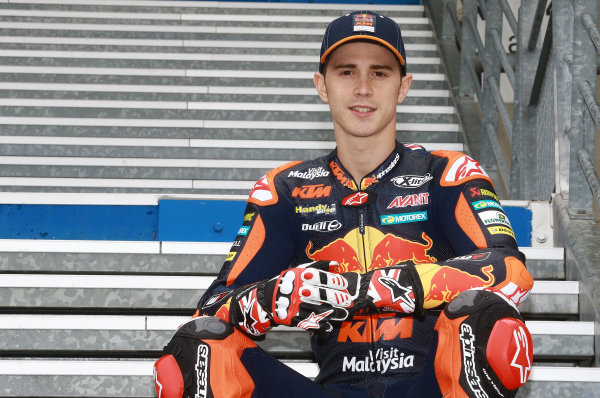 2017 Moto3 Championship - Round 5 Le Mans, France Thursday 18 May 2017 Danny Kent, Red Bull KTM Ajo World Copyright: Gold & Goose Photography/LAT Images ref: Digital Image 670398