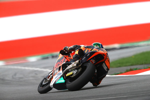 2017 Moto2 Championship - Round 11 Spielberg, Austria Friday 11 August 2017 Brad Binder, Red Bull KTM Ajo World Copyright: Gold and Goose / LAT Images ref: Digital Image 685705