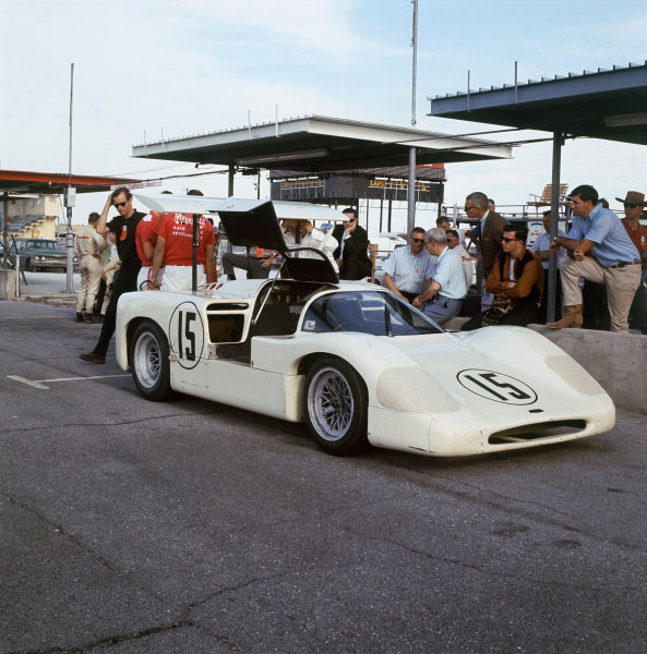 Daytona, Florida, USA. 4-5 February 1967.