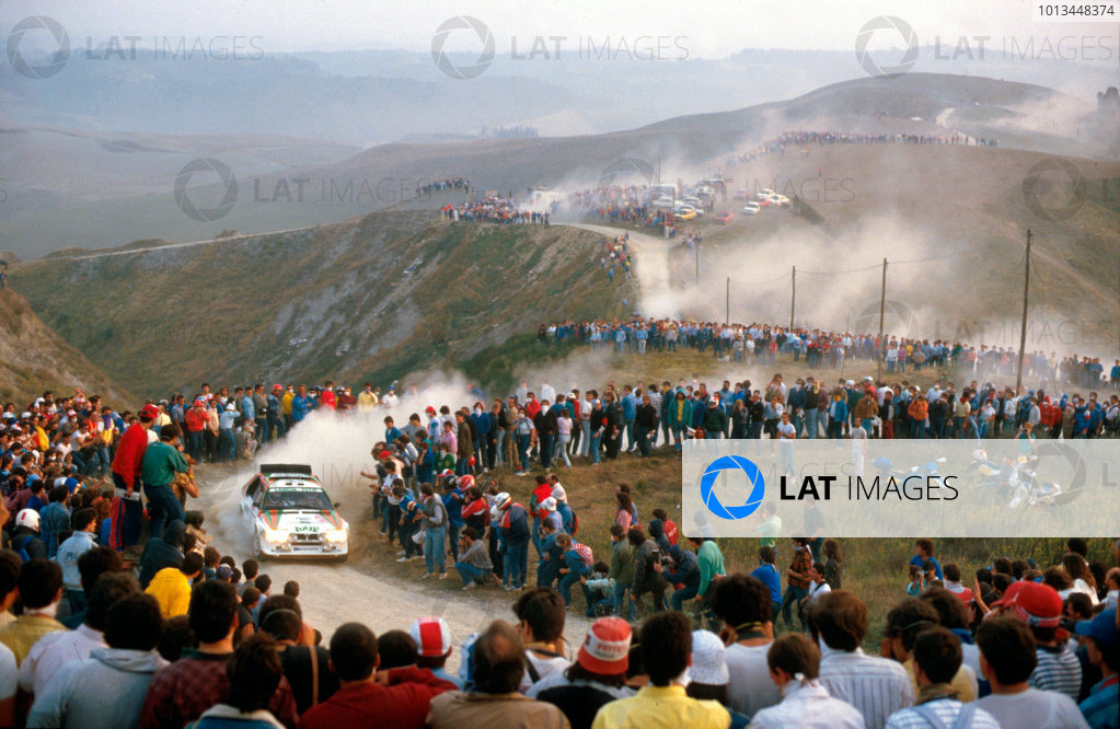 1986 World Rally Championship.