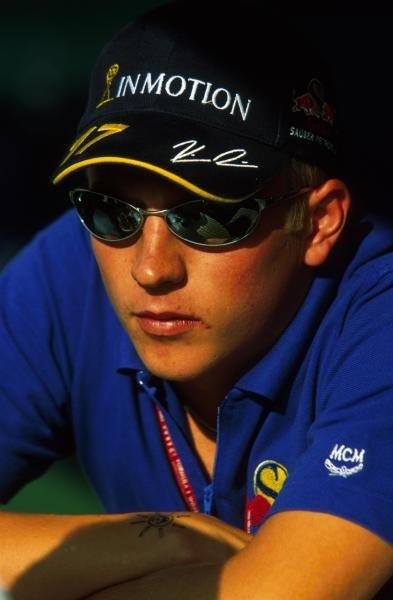 Kimi Raikkonen(FIN) Sauber Petronas C20 Hungarian Grand Prix - Hungaroring, Hungary -19 August 2001 BEST IMAGE
