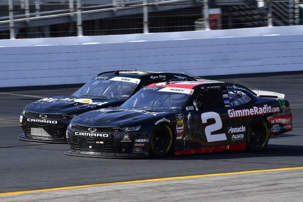 #2: Tyler Reddick, Richard Childress Racing, Chevrolet Camaro Gimme Radio / Megedeth
