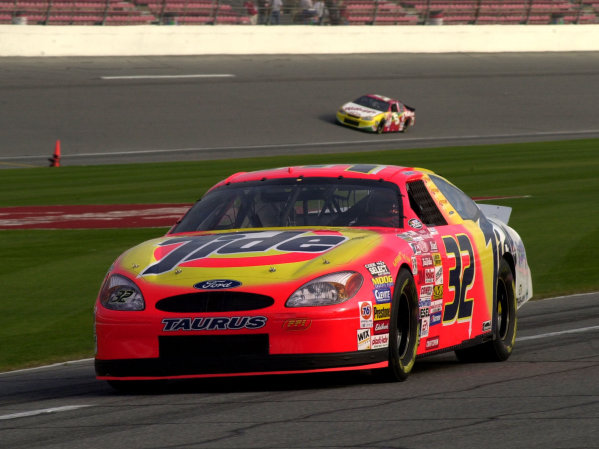 2000 Daytona 500, February 20, 2000, Daytona, FL, USAScott Pruett2000 Daytona NASCAR-2000, Michael L. Levitt, USALAT PHOTOGRAPHIC