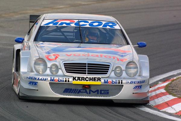 2001 DTM ChampionshipZandvoort, Holland. 22nd - 23rd September 2001.World Copyright: Peter Spinney/LAT Photographicref: 8 5mb Digital Image Only