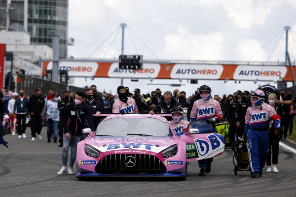 Daniel Juncadella, Mercedes-AMG Team GruppeM Racing Mercedes AMG GT3.