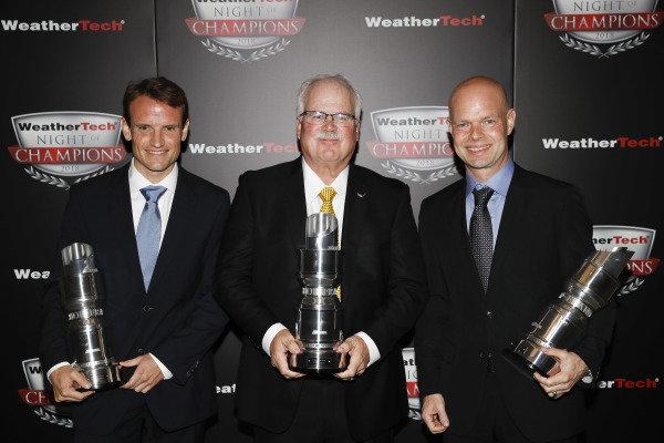 2018 WeatherTech Night of Champions, Gary Pratt, #3 Corvette Racing Chevrolet Corvette C7.R, GTLM: Antonio Garcia, Jan Magnussen,
