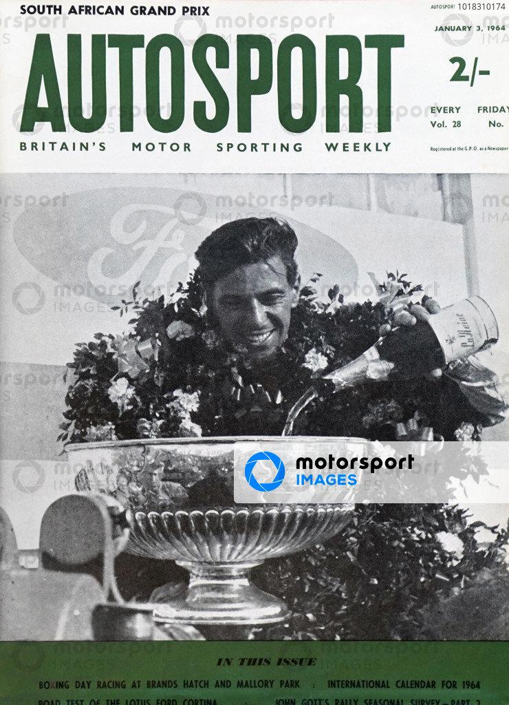 Autosport Covers 1964
