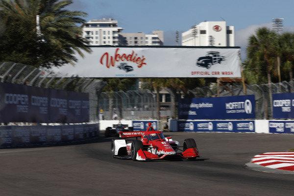 #8 Marcus Ericsson, Chip Ganassi Racing Honda