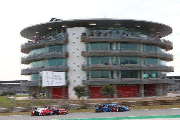#6 Ligier JS P3 - Nissan / 360 RACING / Terrence Woodward / James Dayson / Ross Kaiser