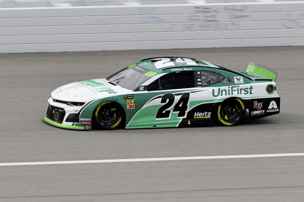 #24: William Byron, Hendrick Motorsports, Chevrolet Camaro UniFirst