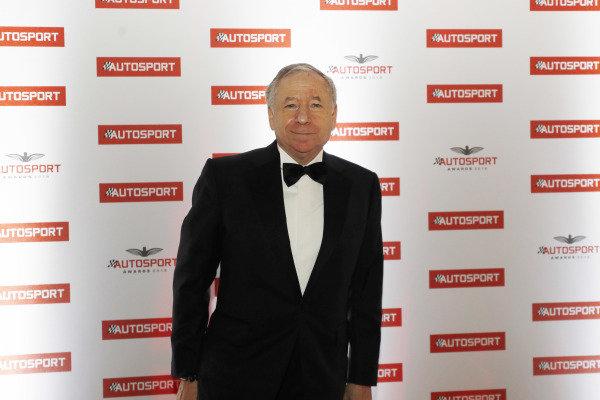 FIA Pesident Jean Todt