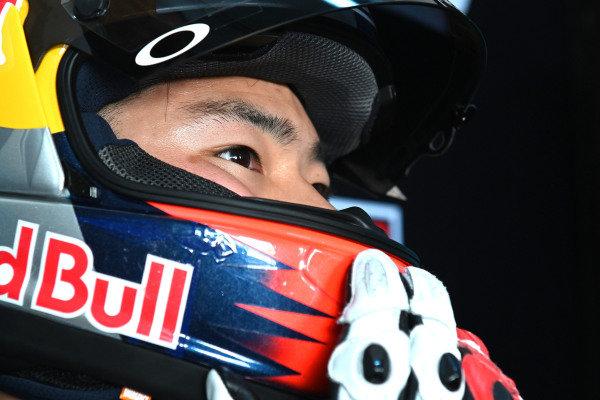 Ayumu Sasaki, SIC Racing Team.
