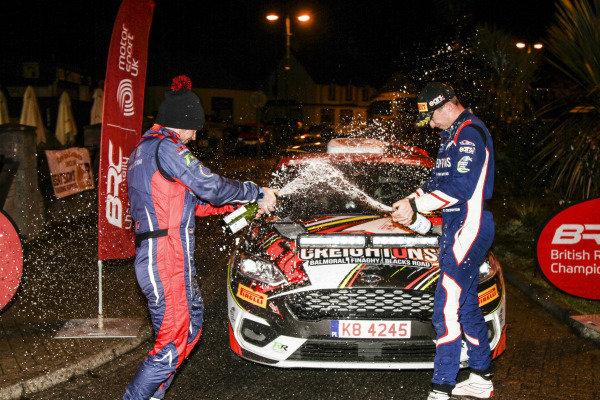 55 William Creighton / Liam Regan - Ford Fiesta