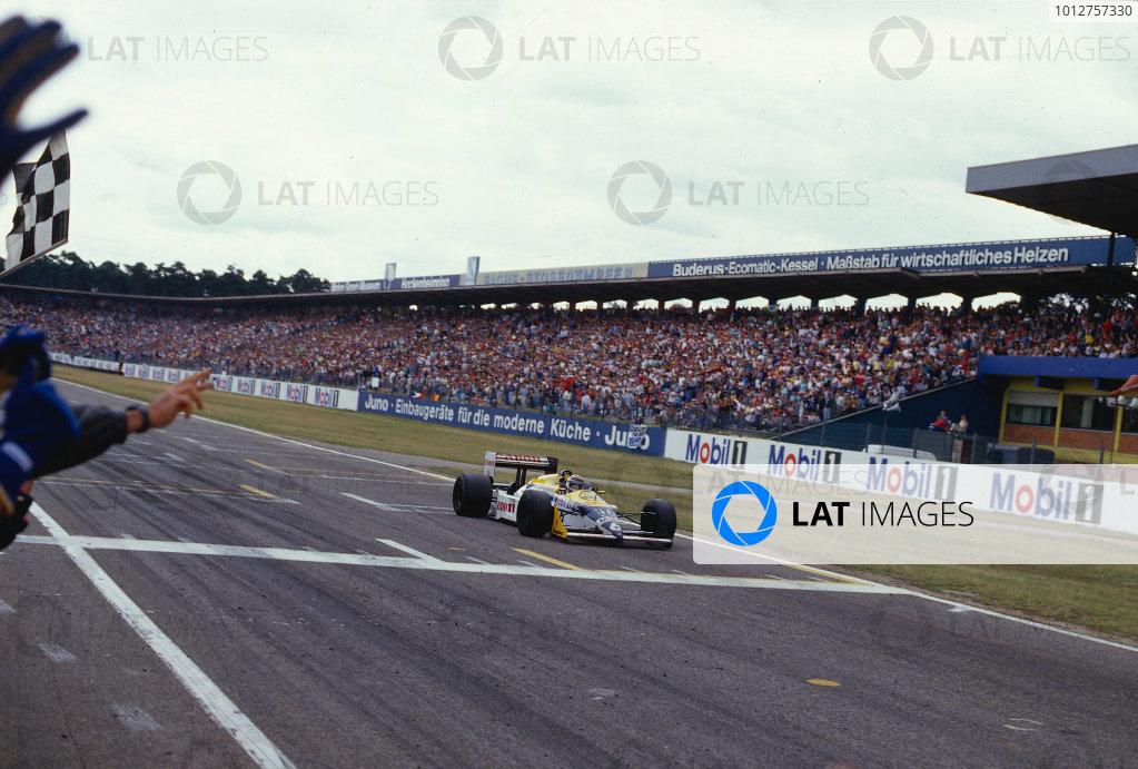 1987 German Grand Prix.