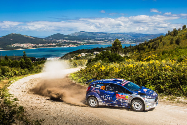 at World Rally Championship, Rd6, Rally Portugal, Day Two, Matosinhos, Portugal, 20 May 2017.