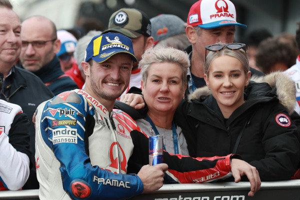 Third place Jack Miller, Pramac Racing
