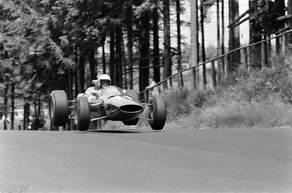 Ludovico Scarfiotti, Ferrari 246.