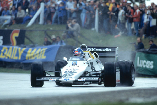1983 European Grand Prix.