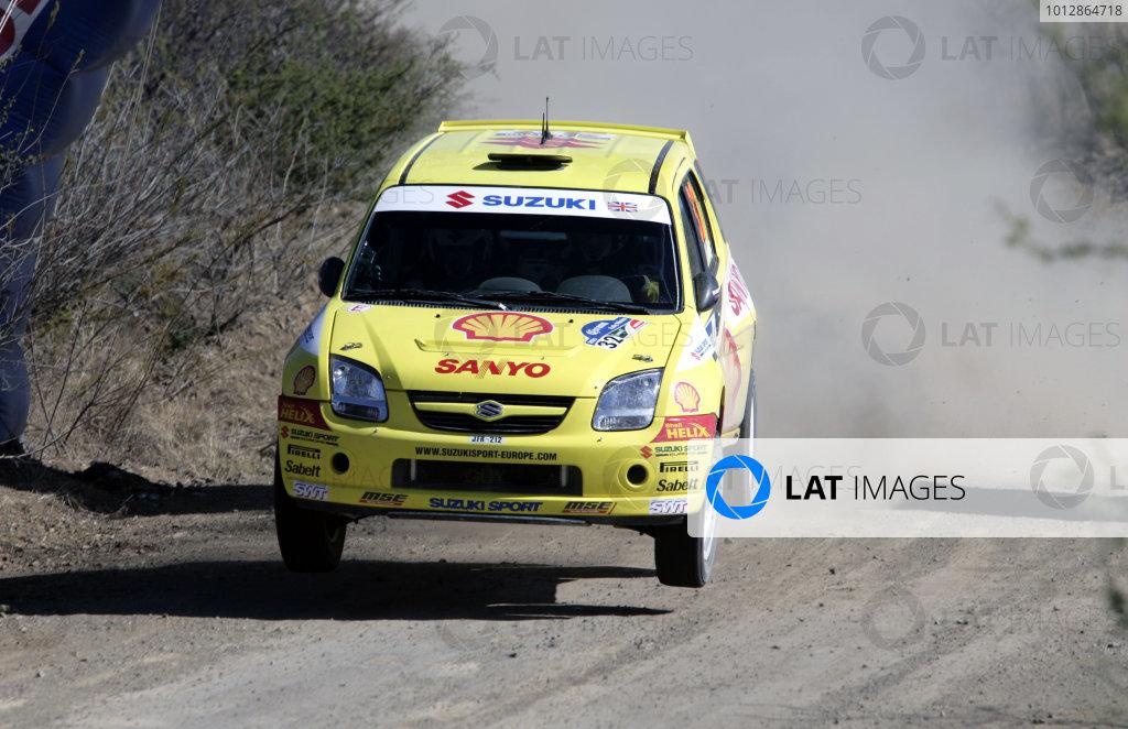 2005 FIA World Rally Champs. Round three