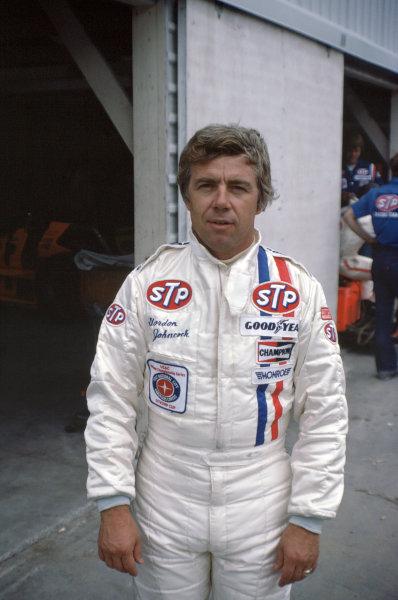 1977 USAC Indycar Series.Mosport Park, Canada. 3rd July 1977.Gordon Johncock (Wildcat-Offenhauser), 18th position/Retired.World Copyright: Murenbeeld/LAT Photographic