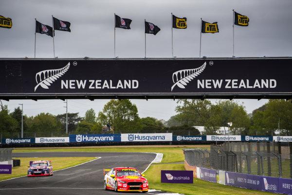 2017 Supercars Championship Round 14.  Auckland SuperSprint, Pukekohe Park Raceway, New Zealand. Friday 3rd November to Sunday 5th November 2017. Fabian Coulthard, Team Penske Ford.  World Copyright: Daniel Kalisz/LAT Images  Ref: Digital Image 031117_VASCR13_DKIMG_0202.jpg