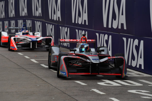 2017/2018 FIA Formula E Championship. Round 1 - Hong Kong, China. Saturday 02 December 2018. Maro Engel (GER), Venturi Formula E, Venturi VM200-FE-03. Photo: Mark Sutton/LAT/Formula E ref: Digital Image DSC_8406