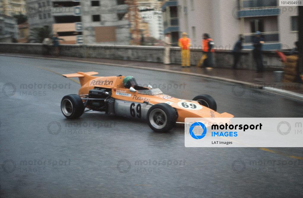 1972 Monaco F3 Grand Prix.