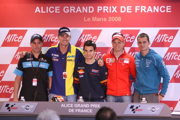 2008 MotoGP Championship.