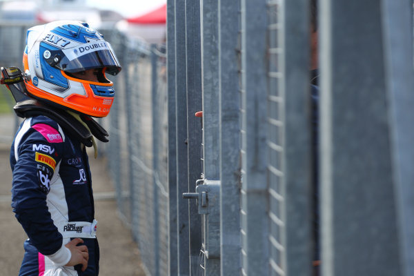2017 BRDC British Formula 3 Championship,  Silverstone, 11th-12th June 2017, Jamie Chadwick (GBR) Double R Racing BRDC F3. World copyright. JEP/LAT Images
