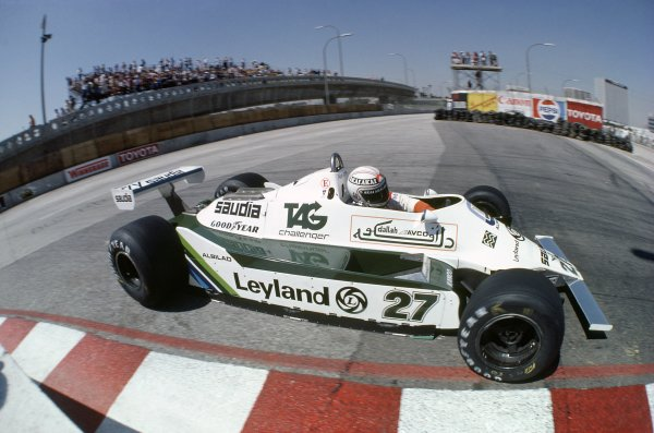 1980 United States Grand Prix West.
