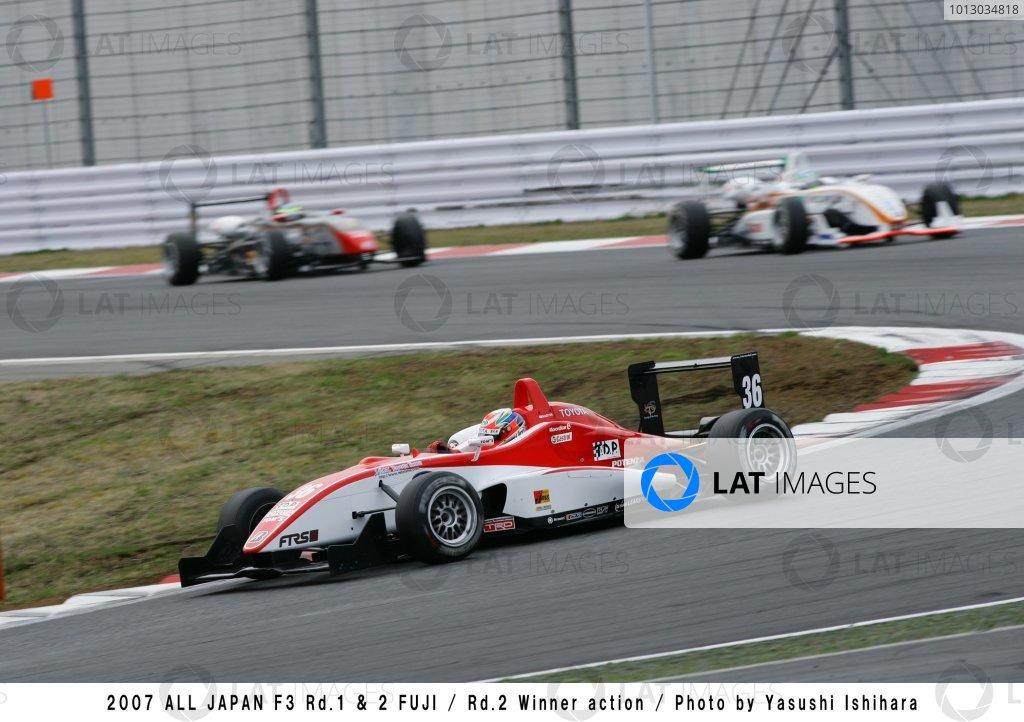 2007 All - Japan F3 Championship.