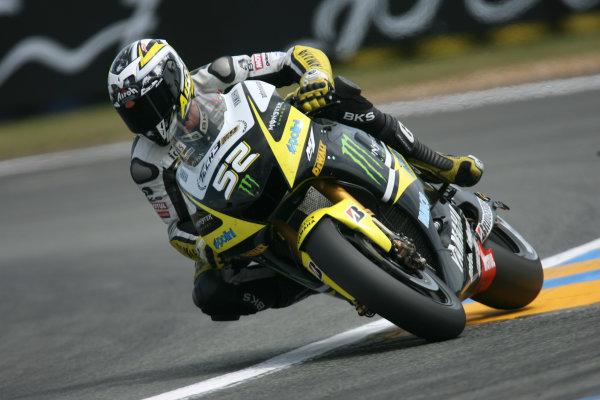 Le Mans, France. 16th - 17th May 2009.James Toseland Monster Yamaha Tech 3.World Copyright: Martin Heath/LAT Photographicref: BPI_Moto 89kg