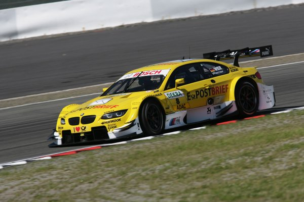Round 6 - Nurburgring, Germany.17th August - 19th August 2012.Dirk Werner (GER) BMW Team Schnitzer BMW M3 DTMWorld Copyright: XPB Images/LAT PhotographicRef:  2313453_HiRes