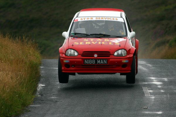 2006 British Rally Championship,Manx Rally, Isle of Man, 3rd-5th August 2006,Cannell, World copyright: Ebrey/LAT Photographic.