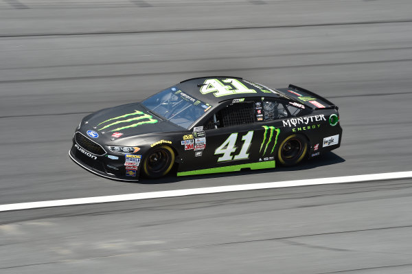 Monster Energy NASCAR Cup Series Monster Energy NASCAR All-Star Race Charlotte Motor Speedway, Concord, NC USA Friday 19 May 2017 Kurt Busch, Stewart-Haas Racing, Monster Energy Ford Fusion World Copyright: John K Harrelson LAT Images ref: Digital Image 17CLT1jh_01620