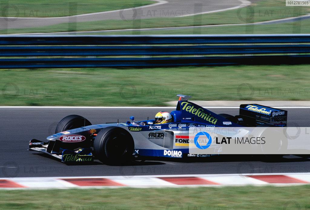 1999 Hungarian Grand Prix.