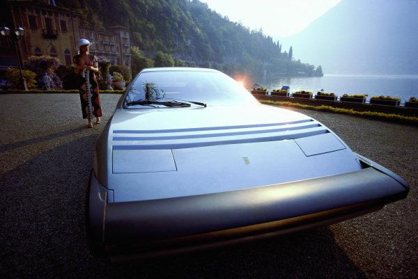 Concept Car, Pininfarina Ferrari Cr 25, 1974