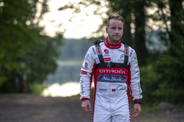 Mads Ostberg is now a full time Citroën WRC Manufacturer driver, taking over from Kris Meeke