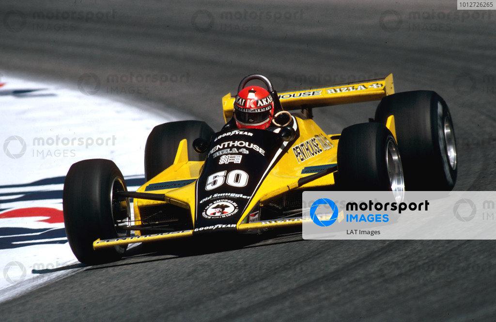 1980 Austrian Grand Prix.