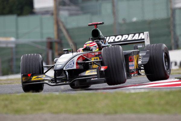 2002 Japanese Grand Prix.Suzuka, Japan.11-13 October 2002.Alex Yoong (Minardi PS02 Asiatech).World Copyright - Steve Etherington/LAT Photographicref: Digital Image Only