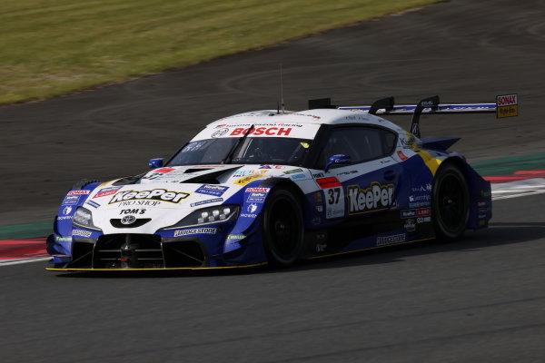 Ryo Hirakawa & Sena Sakaguchi, KeePer TOM'S Toyota GR Supra, 3rd in GT500