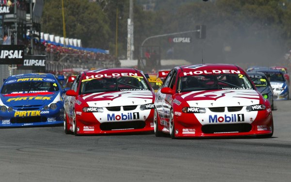 2002 Australian V8 Supercars