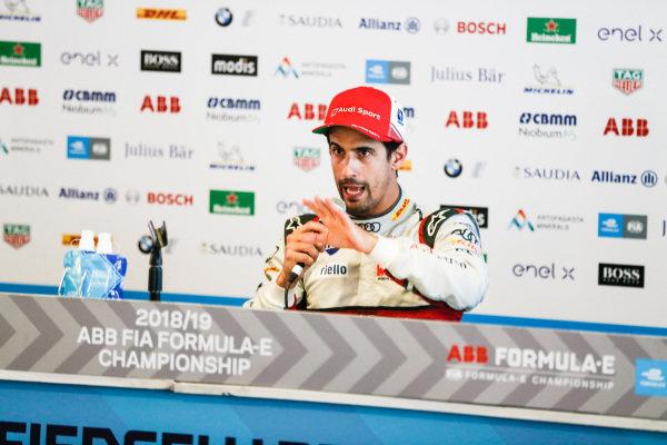Lucas Di Grassi (BRA), Audi Sport ABT Schaeffler, 1st position